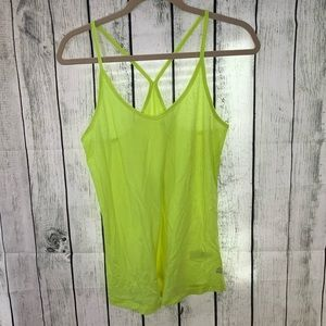 Victoria's Secret Sport Semi Sheer Tank Top